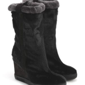 sustainable sealskin boots